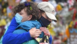 Rapid Response Team Offers Comfort, Prayer Amid 'Excruciating' Tragedy