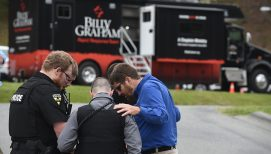 Chaplains Comfort Grieving NC Community After Deputies Slain