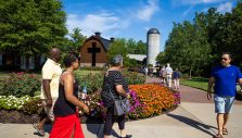 Billy Graham Library, The Cove Open at Full Capacity
