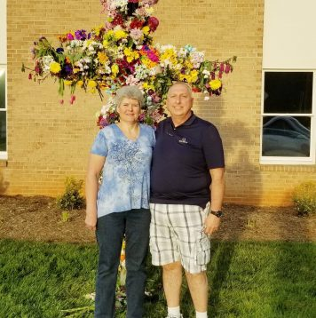 Jimmy and Cathy Cline