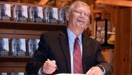 Sharing Memories of His Friend, Billy Graham