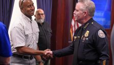 Law Enforcement Officers Learn How to Minister to Their Peers