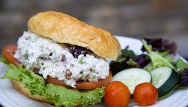 Mother Graham's Chicken Salad Sandwich