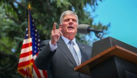 Franklin Graham: American Freedom Is Being 'Defeated From Within'