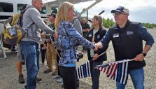 Law Enforcement Couples Find Respite at the Last Frontier