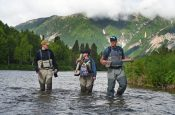 Will Graham Welcomes Law Enforcement Officers at Alaska Retreat