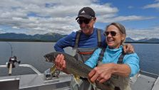 Law Enforcement Officers, Spouses Find Spiritual Refreshment in Alaska