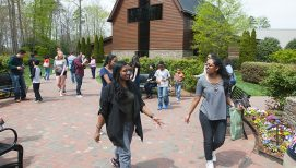 Billy Graham Library Welcomes Summertime Visitors