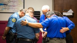 Chaplains Deploy After Deadly Officer Shooting in Texas
