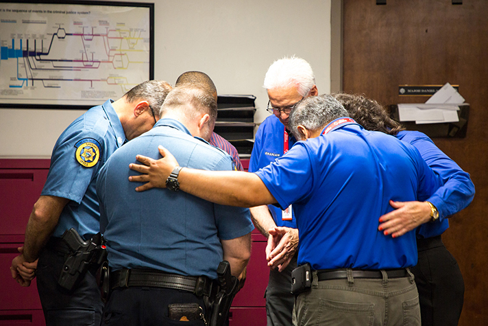 BGEA Chaplains Deploy After Deadly Officer Shooting in Levelland, Texas