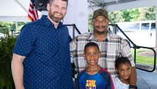 Edward Graham Encourages Military Families at Billy Graham Library