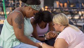 West Virginians Brave Summer Heat to Hear Will Graham Preach