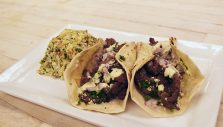 The Cove's Mexican Street Tacos