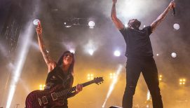Skillet's Electrifying Music Echoes Message of Hope