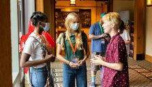 Students Give Up Summer Saturday to Gain Faith-Sharing Tools