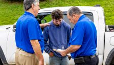Chaplains Ministering in Flooded NC Mountains