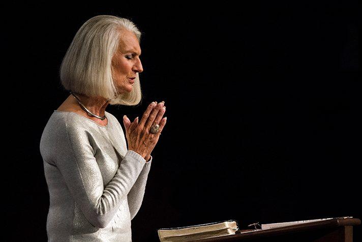 Anne Graham Lotz Praying