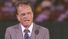 Billy Graham: What's Your Excuse for Ignoring Christ?