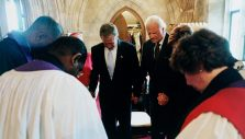 Billy Graham's 9/11 Message From Washington National Cathedral