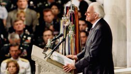 'God Is Our Refuge': A Look Back at Billy Graham's 9/11 Message