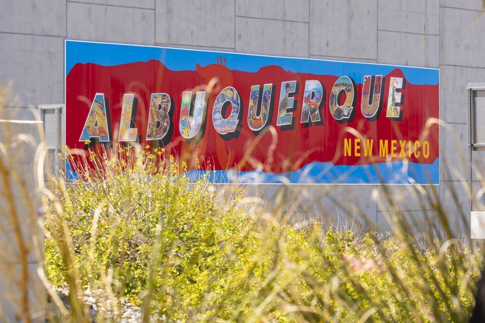 Albuquerque sign