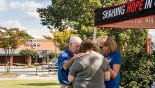Billy Graham Chaplains Bring Hope After Grocery Store Shooting