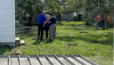 Law Enforcement Officer Accepts Christ After Home Damaged by Hurricane Ida