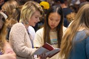 God Chases After Students' Hearts in South Dakota