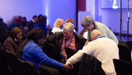 Casting a Vision for Revival at UK Evangelism Summit