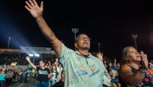 Route 66 Tour Reaches End of the Road, Thousands Begin Journey With Christ