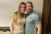 After Retreat Helped Saved His Marriage, Officer Returns With Wife