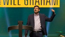 Will Graham: 4 Ways to Support and Encourage Your Pastor