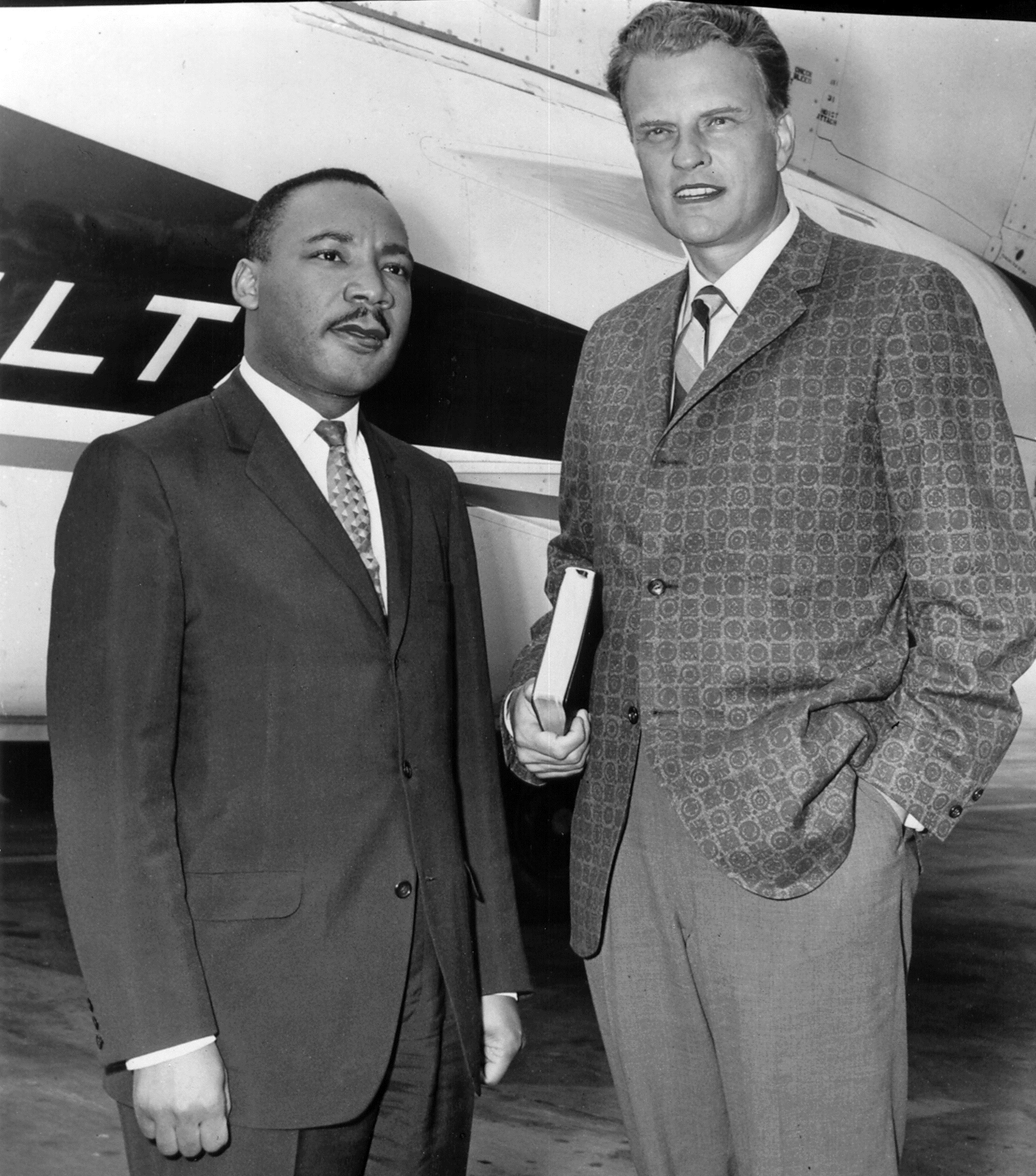 Remembering Dr. Martin Luther King, Jr. - The Billy Graham Library Blog