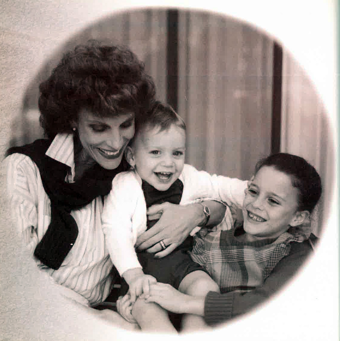 Gigi and sons