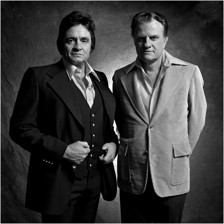 Johnny Cash - The Billy Graham Library Blog