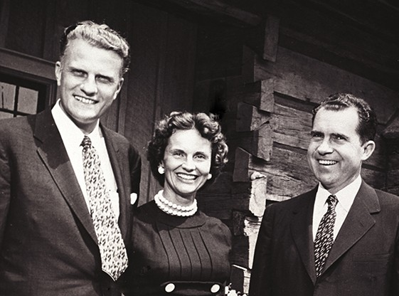 Copyright Billy Graham Evangelistic Association