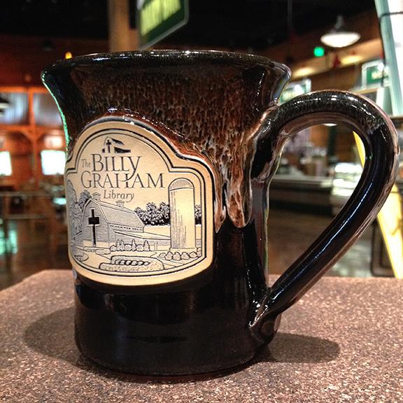 Signature flare mug