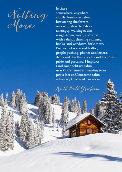 RBG poem - nothing more