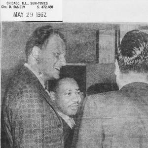 BG MLK 1962 Chicago
