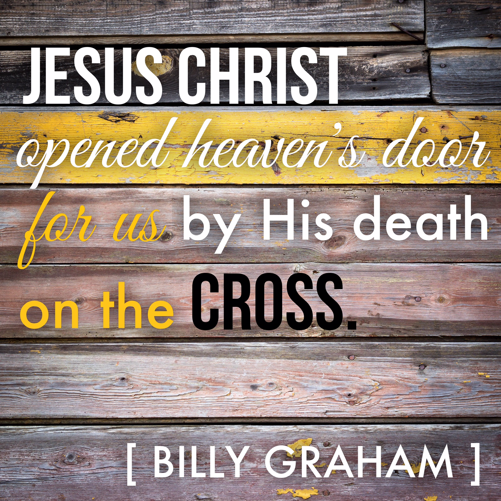 Why Easter Matters 10 Quotes From Billy Graham The Billy Graham