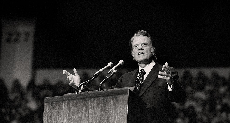 Resultado de imagen de Billy Graham