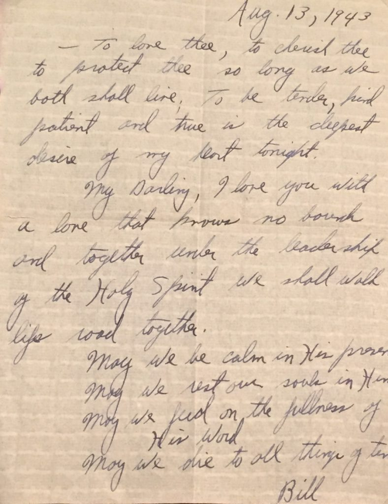 letter to daughter ruth s impact on billy s early ministry the billy graham 23192