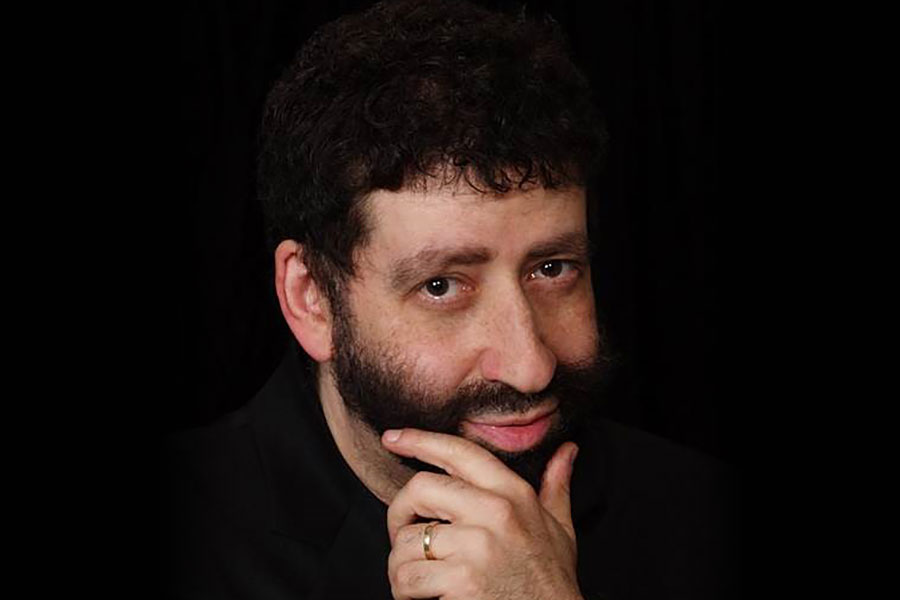 Appointment with Jonathan Cahn