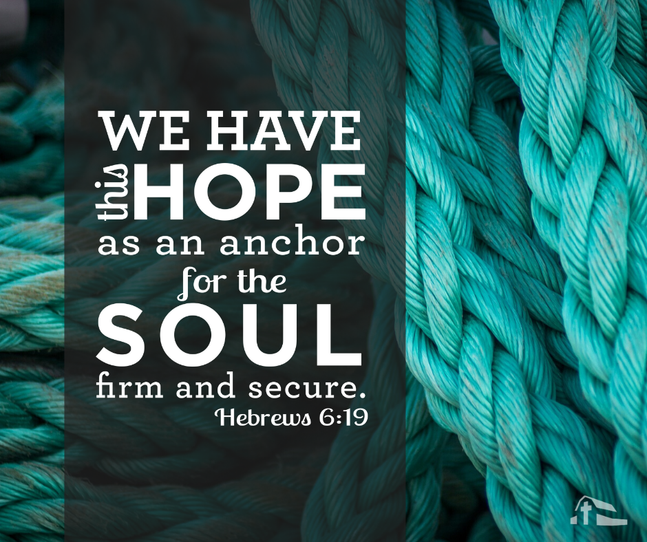 Hebrews 6:19 Coloring Sheet for Kids - The Billy Graham Library Blog