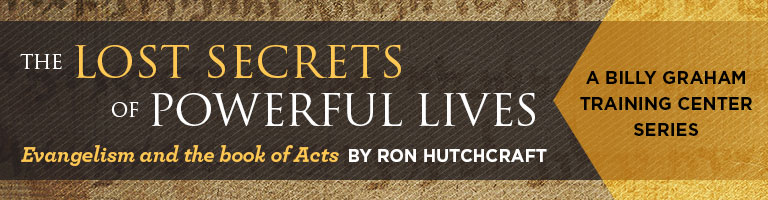The Lost Secrets of Powerful Lives