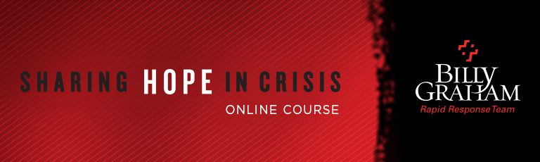 Sharing Hope in Crisis