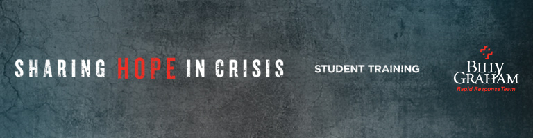 Sharing Hope in Crisis Student Training