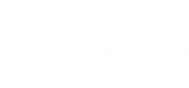 Iowa Celebration with Will Graham