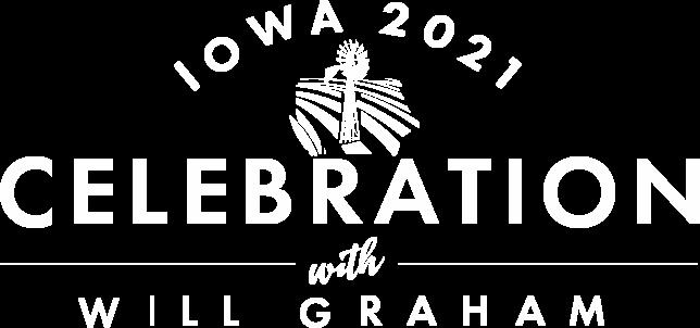 Iowa Celebration with Will Graham