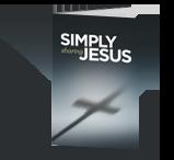 Simply Sharing Jesus book